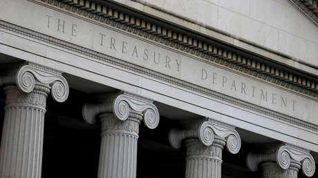 El Departamento del Tesoro de EE.UU. puede quedarse en otoño sin efectivo si no se elevan los límites de deuda