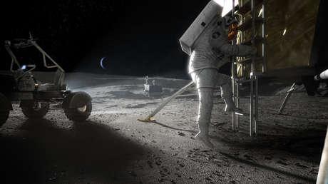 La NASA destina 146 millones de dólares al diseño del módulo de aterrizaje lunar